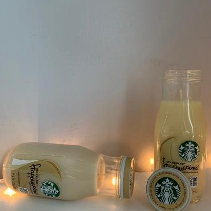 Starbucks Frappuccino Coffee Candle..