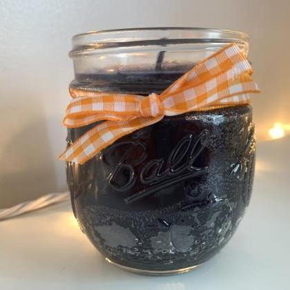Black Mulberry Candle-soy candle-or..