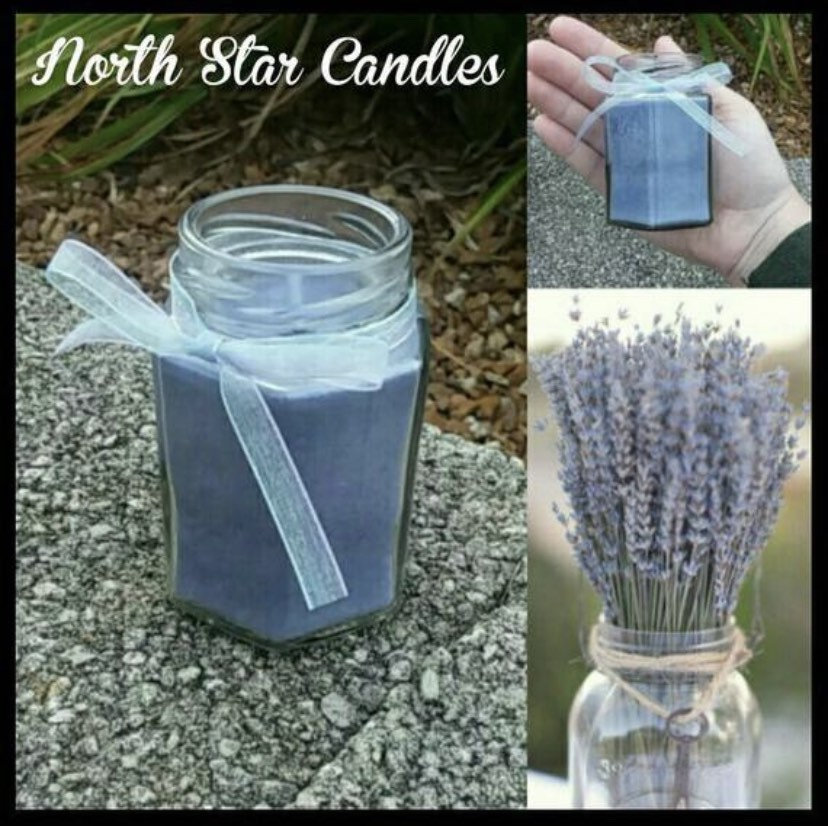 Small Lavender Candle-soy candles-homemade candles-purple candles-scented candles-pastel candles-gifts for her-party favors-wedding favors
